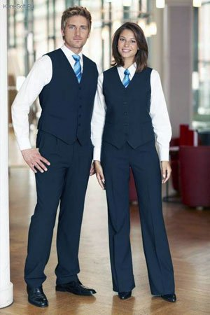 Одяг для офісу одяг для персоналу 12