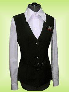Одяг одяг для офіціантів одяг