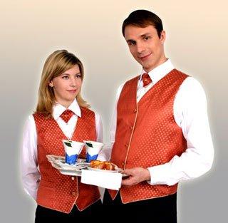 одежда для официантов, заказать
