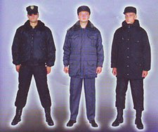 Одежда для охранных структур заказать