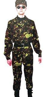 Камуфляжный костюм мужской летний